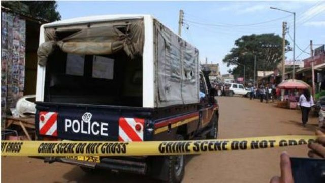 A father paid murderers Ksh 160,000 to kill his own son, DCI unravel the heinous murder of Nyeri businessman and arrest suspects