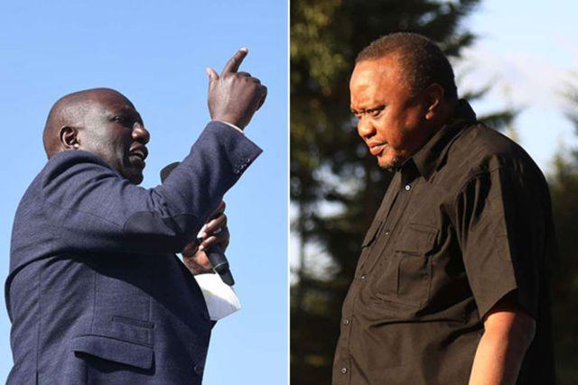 Ruto's Jubilee fate: DP Ruto's fate in Jubilee party now hangs in hands of Presidents Uhuru Kenyatta