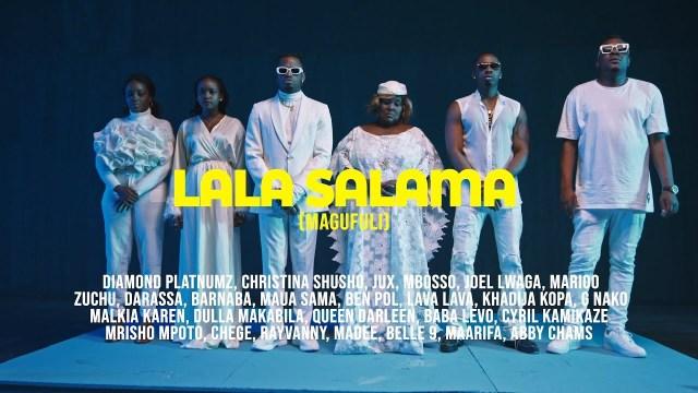Tanzania All Stars - Lala Salama (Magufuli) Video Download