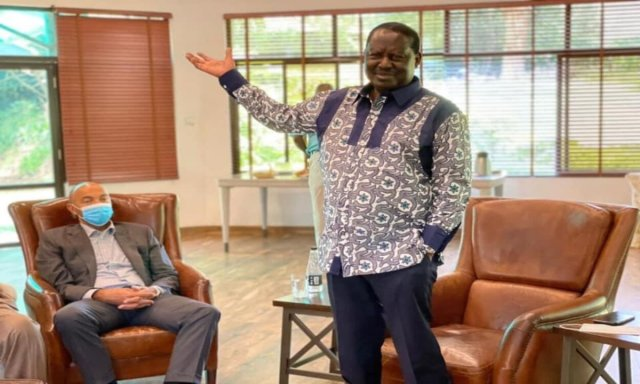 Kenyans Are Very Pissed With Raila , See What They Told Him Yesterday As He Attempted To Wish Them a Happy Labour Day