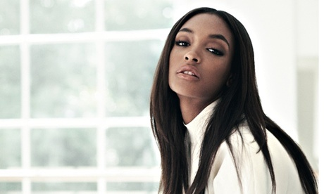 Model Jourdan Dunn. Does the lack of black cover stars on the front of British Vogue amount to racism? Photograph: Mary Mccartney