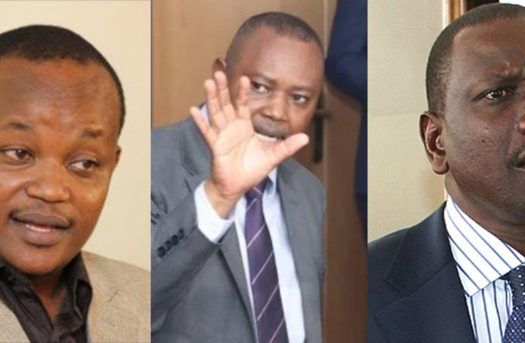 Is Kieleweke Using DCI to Intimidate Some Politicians? A Closer Look At The Evidence