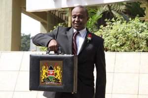 Kenya 2019/2020 Budget Reading