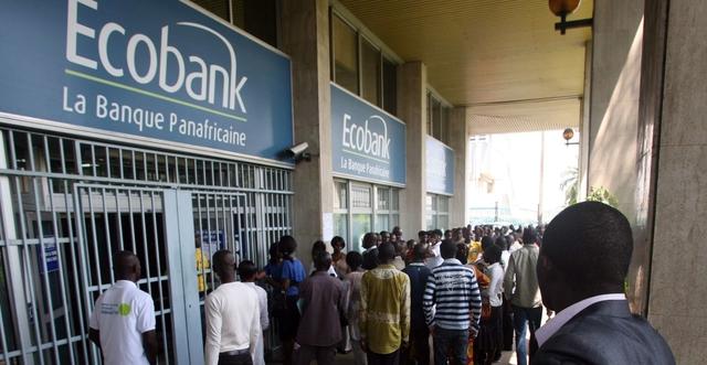 Ivory Coast Banks