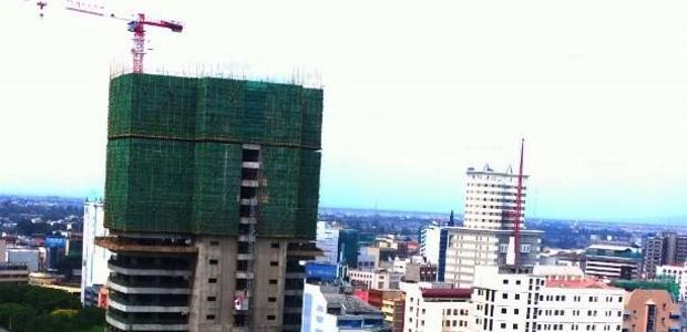 Nairobi Construction Skyline 1