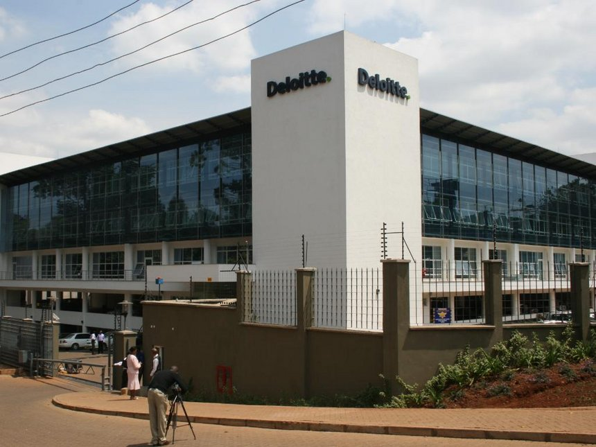 Deloitte Kenya Offices