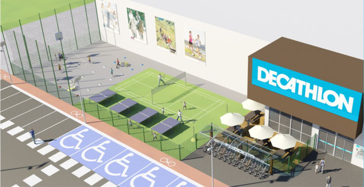 d4bcf0383dd French Sports Retailer Decathlon to open its first store at The Hub Karen