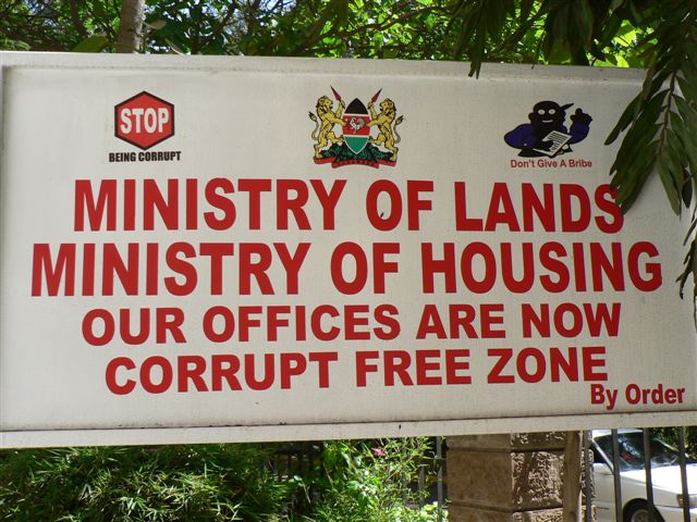 LSK Wants a Task Force to Review Ministry of Lands' Online