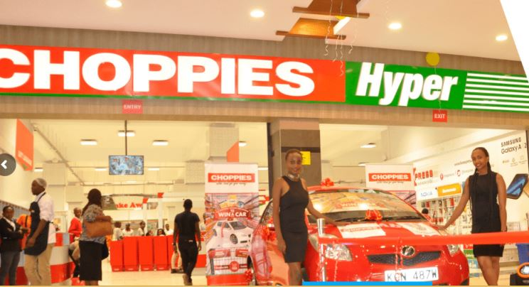 Image result for choppies