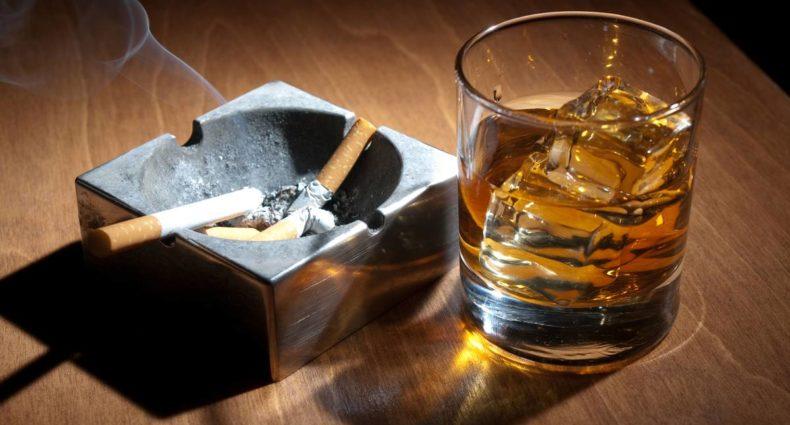 Les fabricants d'alcool et de tabac déplorent plus de 21% de droits d'exercice