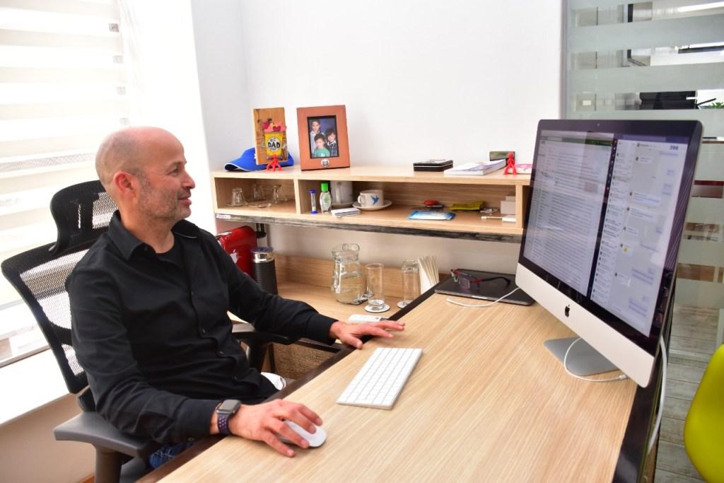DPO Group CEO and Co-Founder Eran Feinstein