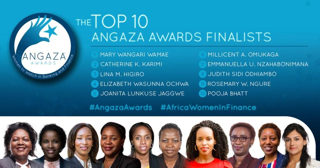 Angaza Awards Top 10