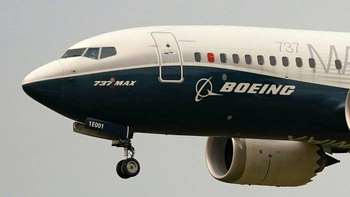 Boost as Boeing's March Deliveries Hit 29