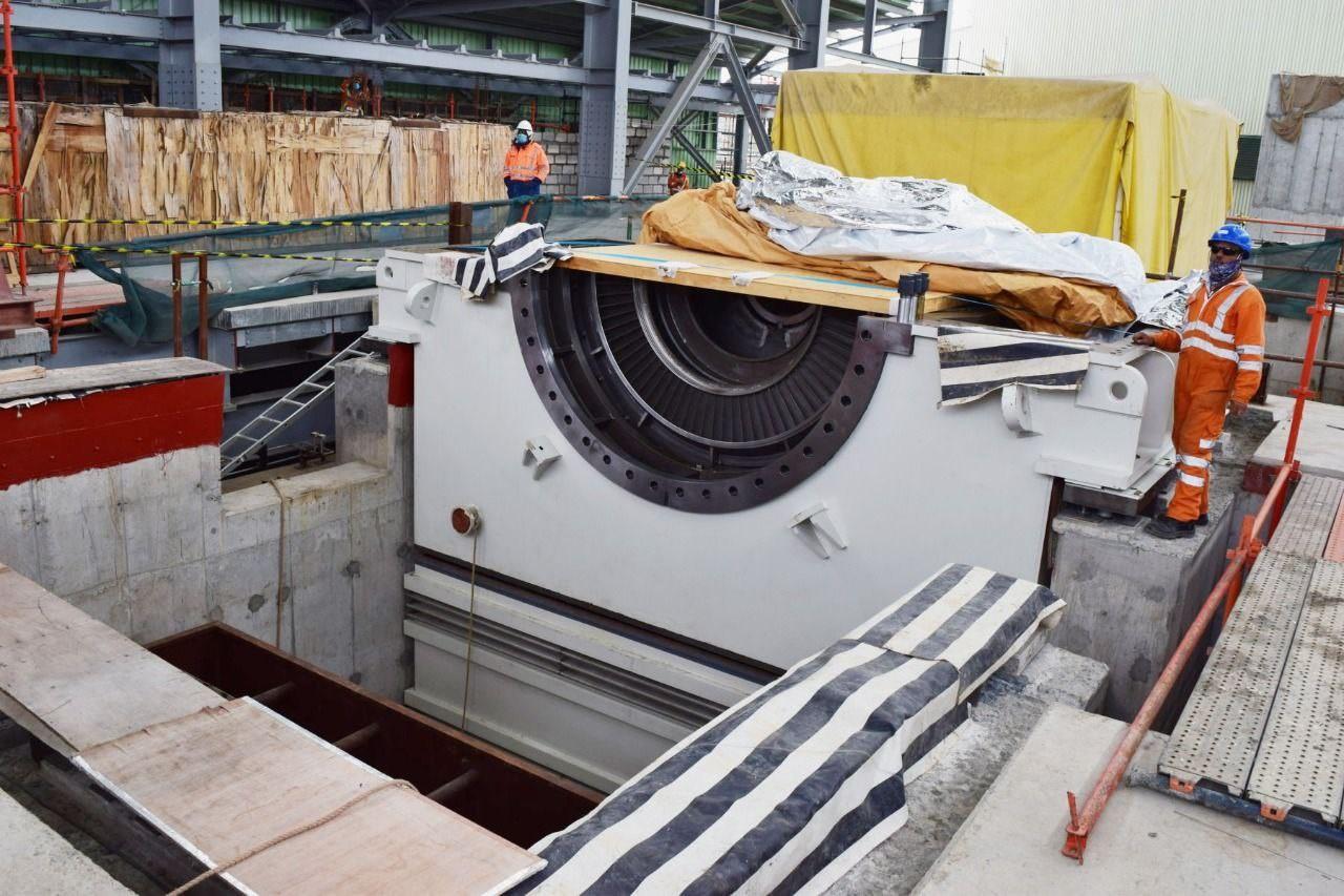 KenGen enters final phase of Olkaria 1AU 6 Power plant