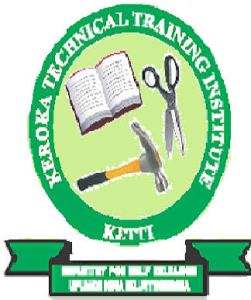 Keroka Technical Training Institute Application Form