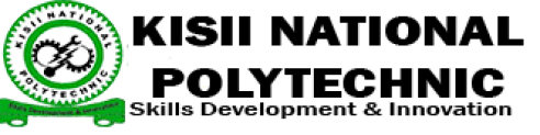 Kisii National Polytechnic Application Form