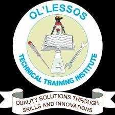 Ol'lessos Technical Training Institute Student Portal