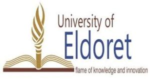 University of Eldoret Intake Application Form
