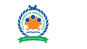 Co-operative University of Kenya Admission Letter