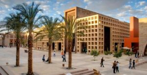 American University in Cairo, Egypt