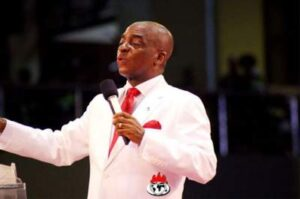 Bishop David Oyedepo- world richest pastor