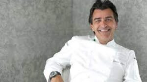 Yannick Alleno Alleno one of the best Chef In The World