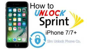 How To Unlock Phone From Sprint