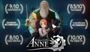 Forgotton Anne one of the Top Best Games For iPhone 2019