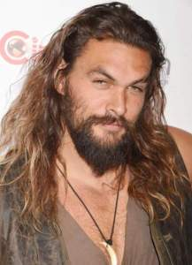 Jason Momoa, actor One of the Most Handsome Men In the World 2019