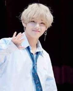 Kim Tae Hyung, singer is the Most Beautiful Men In The World