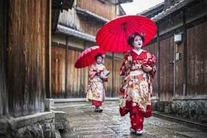 Kyoto on the list of Most Beautiful Places Japan