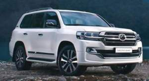 Toyota Land Cruiser 200 one of the Top Suvs 2019