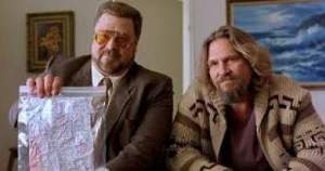 The Big Lebowski on the ranking of Best Comedy Movies Of All Time