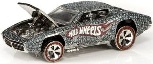 2008 Diamond-Encrusted Custom Otto one of the World Most Expensive Hot Wheels cars Right Now