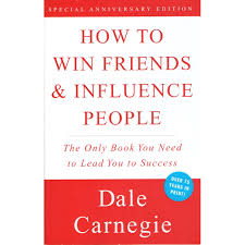 How to Win Friends and Influence People one of the Entrepreneurship Best Business Books
