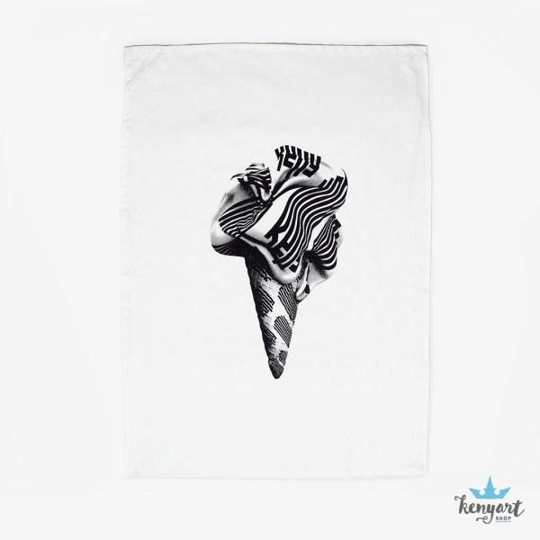 keny art shop-ice cream type-handtuch_1