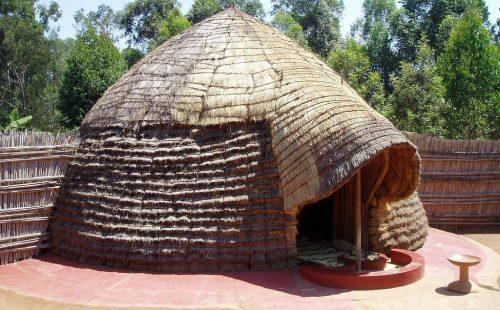 Ethnographic Museum National Museum of Butare Rwanda