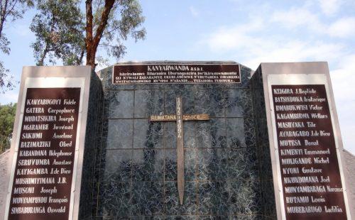 Nyanza Memorial Site Rwanda