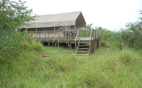 Lake Mburo Tented Camp