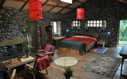 Luxury Safari Accommodation Rwenzori Mountains National Park Uganda