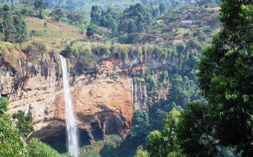Mount Elgon National Park Uganda