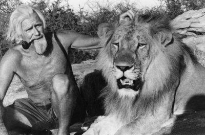 Christian The Lion Born to be Free kenya
