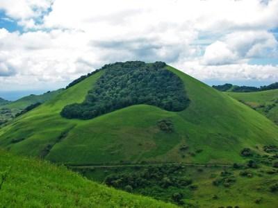 Extensive exploration Chyulu Hills National Park