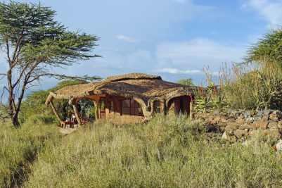 Lewa Wildlife Conservancy View Lodge