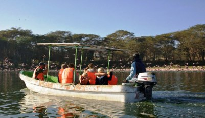 boat cruise Naivasha