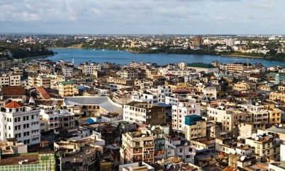 old City of Mombasa Port