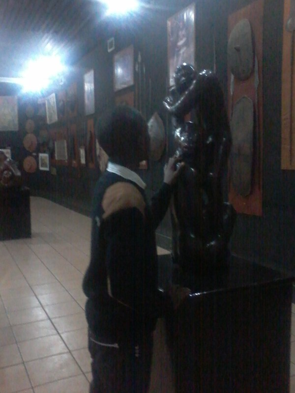 Picture of Me inside the National Archive. There is a lot to view in this building. One of the most amazing things is the first sit that was sat by the first president of Kenya. I had an opportunity to sit on it. Entrance fee  is just ksh. 50