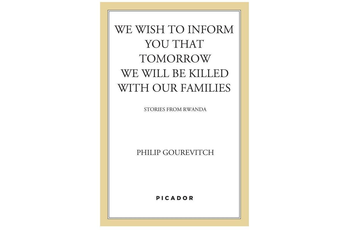 Philip Gourevitch Rwanda Genocide book review