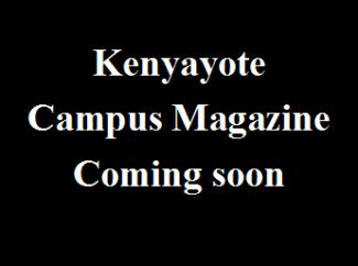 Kenya Campus magazine