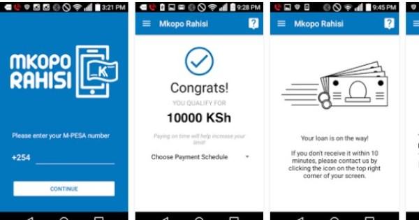 mkopo online loans in kenya